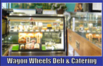 Wagon Wheels Deli ad