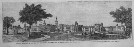 The Hudson River State Hospital 1871-2015