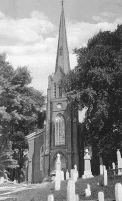 St. Mary's Church, Saugerties