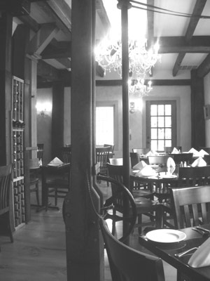 Tuthill House at the Mill Restaurant