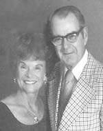 Marianne and Walter Williams
