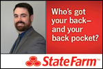 Andy E. Williams, State Farm ad