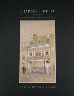 Charles S. Keefe book cover