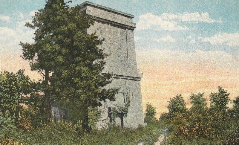 McClellan Monument